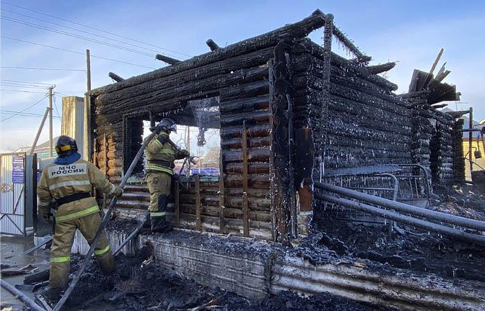 Задержана владелица сгоревшего пансионата в Башкирии