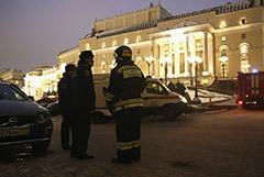 В Большом театре прошла эвакуация из-за угрозы взрыва