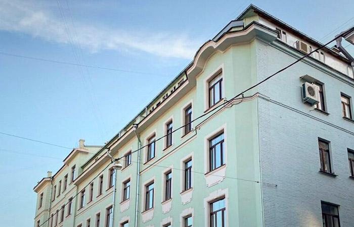 Доходный дом Климова в Москве признали объектом культурного наследия