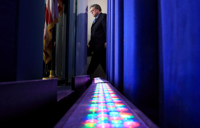 Трамп сообщил об уходе генпрокурора США со своего поста