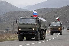 Ереван заявил, что РФ помогла армянским военным вырваться из окружения