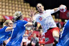Гандболистки сборной России не смогли попасть в полуфинал ЧЕ