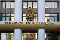 Парламент Молдавии утвердил русский в статусе языка межнационального общения