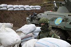 Минобороны РФ опровергло слова Пашиняна об окружении миротворцев в Карабахе