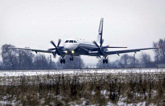 Региональный Ил-114-300 совершил первый испытательный полет