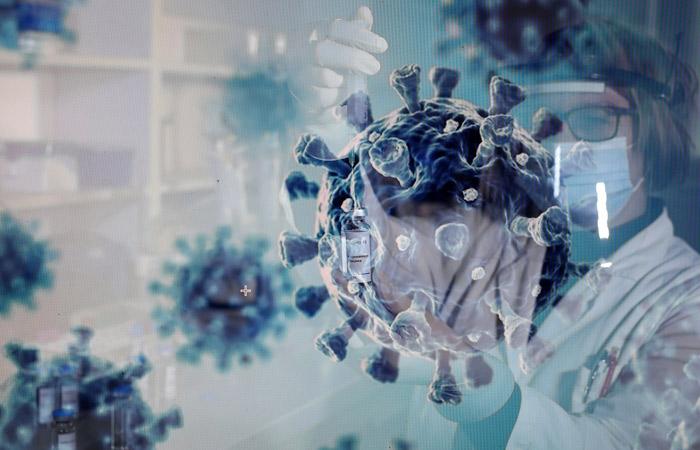 В России не выявили значительных мутаций коронавируса