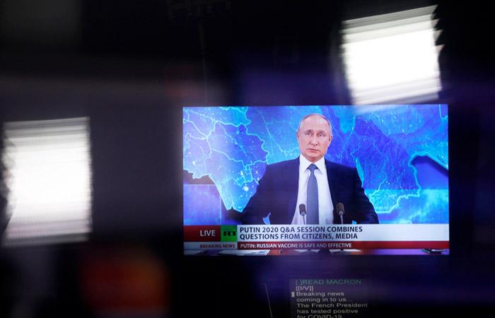 Большая пресс-конференция Путина. Самое основное