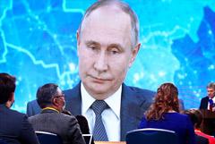 """Путин заявил, что Россия начинает слезать с """"нефтегазовой иглы"""""""