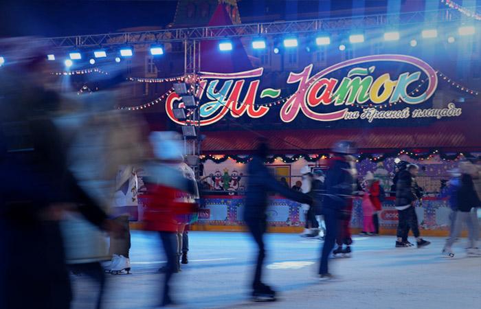 Катки и парки в Москве в новогоднюю ночь будут закрыты