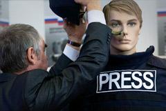 Кабмин поддержал законопроект о запрете журналистам участвовать в митингах