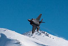 США нарастили группировку F-35 на Аляске до 20 истребителей