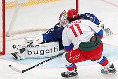 Хоккеисты сборной России стали победителями Кубка Первого канала