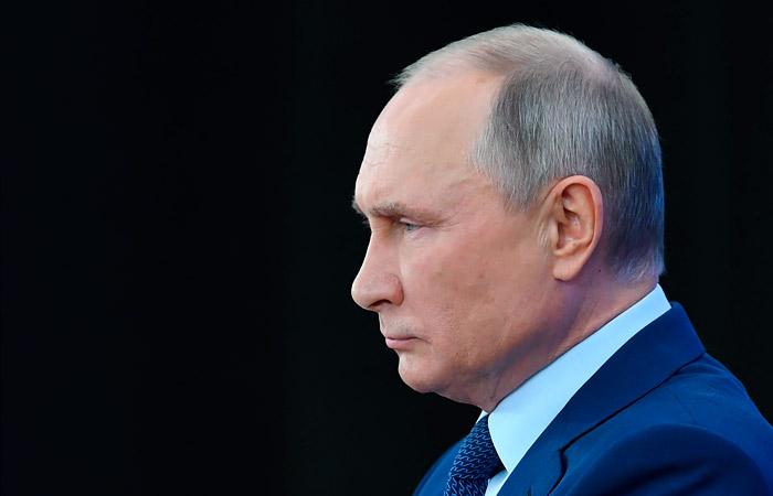 Путин возглавил Госсовет РФ