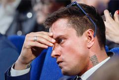 Полиция завела уголовное дело по факту избиения актера Прилучного