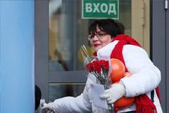 """Юлия Галямина получила два года условно по """"дадинской"""" статье"""