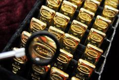 Коронация золота