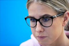 К юристу ФБК Любови Соболь пришла домой полиция