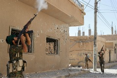 Минобороны Турции заявило о ликвидации отряда ополчения курдов в Сирии