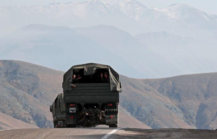 Минобороны Армении опровергло сообщения СМИ о боях в Гадрутском районе