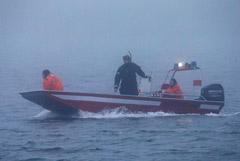 В Баренцевом море затонуло рыболовецкое судно