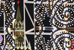 Столичные власти ограничат доступ на Красную площадь в новогоднюю ночь