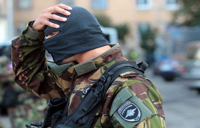 В Петербурге полицейские захватили автобус с фальшивыми спецназовцами