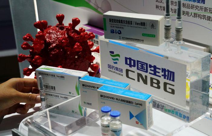 Китайский регулятор разрешил широкое применение вакцины CNBG от коронавируса