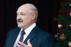 Новогодним желанием Лукашенко оказалась благодарность от народа