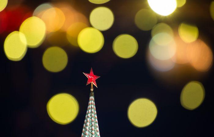 Москва встретит Новый год без ресторанов, катков и массовых мероприятий
