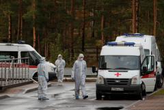 В России за сутки зарегистрированы 16,5 тыс. случаев COVID-19