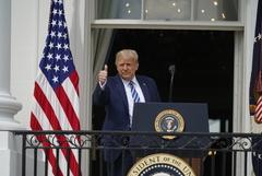 Axios узнал о планах Трампа по ядерной сделке с РФ перед выборами