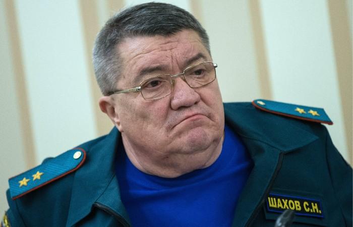 Глава МЧС Крыма умер в COVID-госпитале