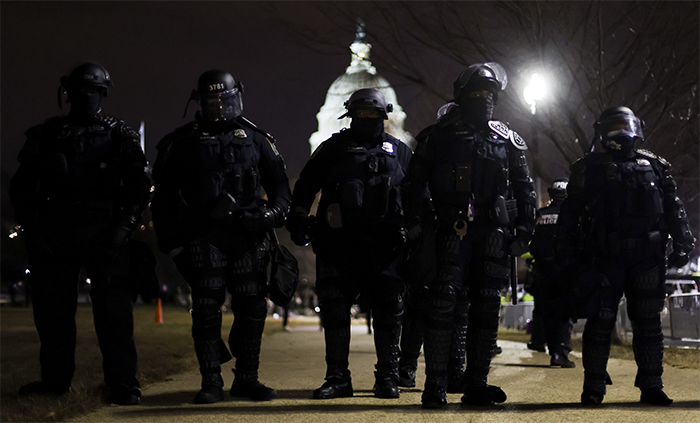 Что произошло в Вашингтоне