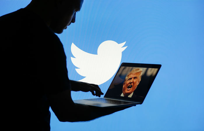 Twitter заблокировал аккаунт Трампа