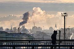 В домах москвичей повысят температуру из-за грядущих морозов