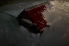 Подросток в тяжелом состоянии доставлен в норильскую больницу с места схода лавины
