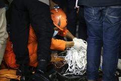 Спасатели обнаружили обломки упавшего в Яванском море самолета