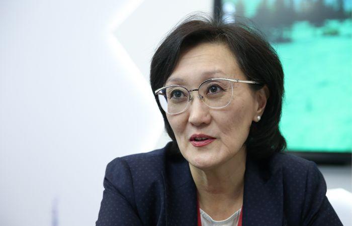 Мэр Якутска Сардана Авксентьева объявила об уходе в отставку