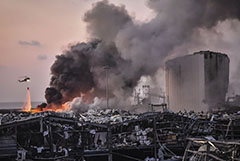Двух россиян объявили в розыск по делу о взрывах в порту Бейрута