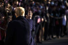 Трамп предостерег американцев от насилия и вандализма в ходе демонстраций