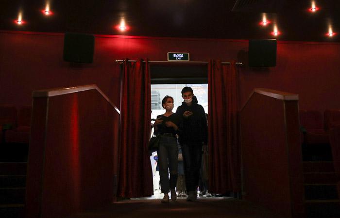 Российские кинотеатры собрали за время праздников более 3 млрд рублей
