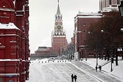 Высота снежного покрова в Москве выросла до 34 см