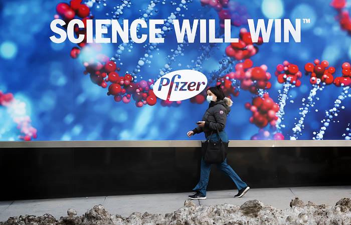 Росздравнадзор заявил о незаконности применения вакцины Pfizer до регистрации