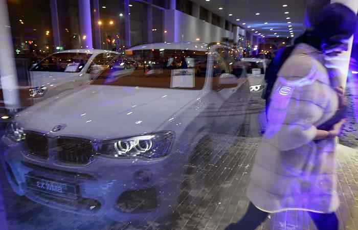 BMW отзовет в РФ 21,7 тыс. автомобилей для проверки проводки вентиляции