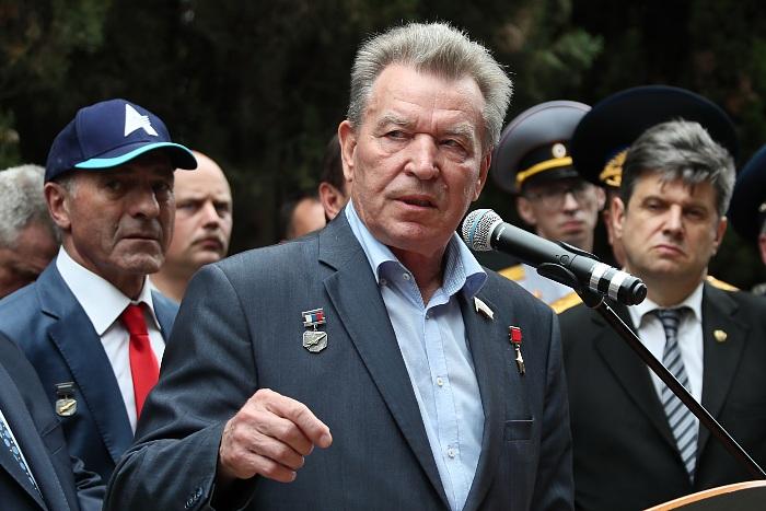 Умер депутат Госдумы, ликвидатор аварии на Чернобыльской АЭС Антошкин