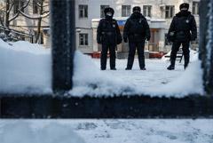 Навальный арестован до 15 февраля