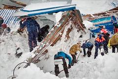 После схода лавины в Карачаево-Черкесии возбудили уголовное дело
