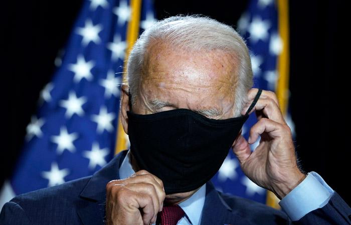 Байден подпишет указ о 100-дневном ношении масок