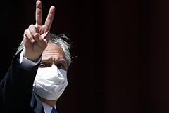 """Президент Аргентины привился вакциной """"Спутник V"""""""