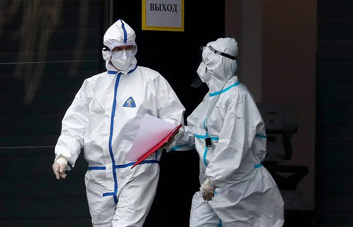 В РФ за сутки выявлено еще почти 21,9 тыс. случаев заражения COVID-19